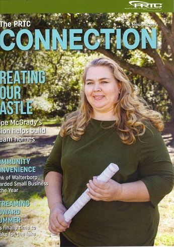 Connection Cover Story