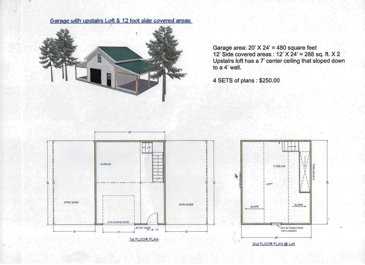 House plans by hope mcgrady garages storage buildings for Garage and storage building plans