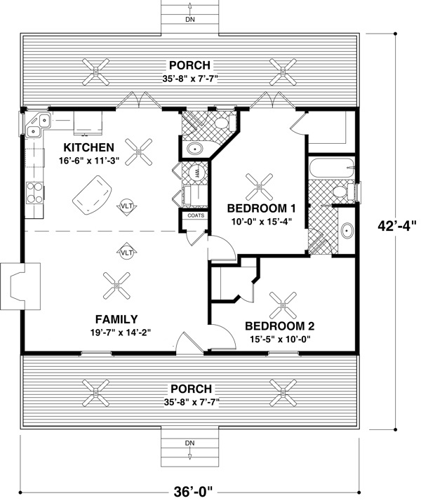 House Plans by Hope McGrady - Stock Plans, This page is still under ...